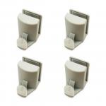 Zvýhodněná sada pojezdových koleček SD015-P (4ks)